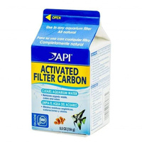 API Activated Filter Carbon 156gm