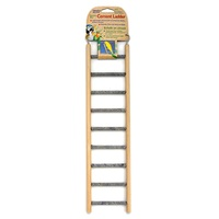 Penn Plax Cement Ladder with Wood Frame 9 Step BA243