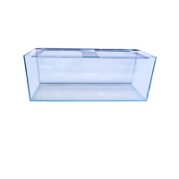 Petworx Glass Tank 4ft Standard 48X14X18""