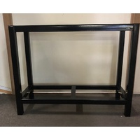 Petworx Black Steel Stand 48x18x30""