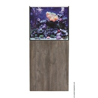 Aqua One Reefsys 180 with Pasadena Oak Cabinet 53446
