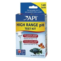 Api High Range Ph Test Kit Freshwater Saltwater Fast Testing