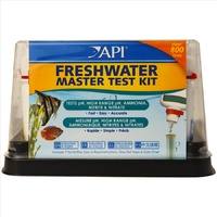 Api Freshwater Master Test Kit Freshwater And Saltwater