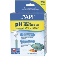 Api Ph Test & Adjuster Kit Includes Ph Up & Ph Down