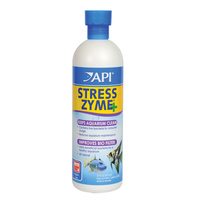 Api Stress Zyme 118Ml Sludge Buster Reduce Maintenance Clear Water