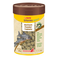 Sera Viformo Nature Bottom Feeder Tablets 64g