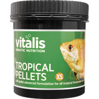 Vitalis Tropical Pellet 120G 1Mm