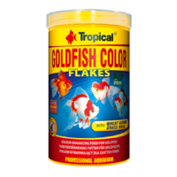 Tropical Goldfish Colour Flakes 20G