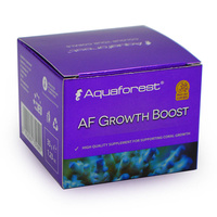 AQUA FOREST GROWTH BOOST 35G HIGH QUALITY SUPPLEMENT FOR SUPPORTING CORAL GROWTH