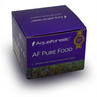 Aqua Forest Pure Food 30G Natural Feed From Living Corals