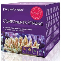 Aqua Forest Components Strong (Abck) 4X75Ml