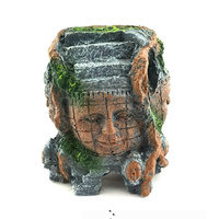 Petworx M Rock Face 10X10X12 Ornament