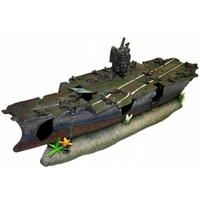 Lost City Large Aircraft Carrier 70X18X25Cm F2009
