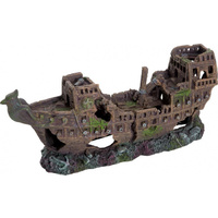 Lost City Shipwreck 25Cm