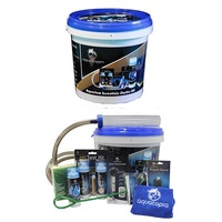 AQUATOPIA THE FISH BUCKET KIT ESSENTIALS STARTER KIT