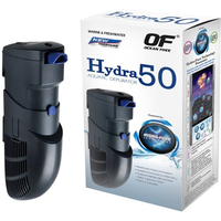 OF Hydra 50 Internal Filter 1000l/h 15w 500-800L Aquarium