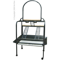 Avi One Deluxe Parrot Stand PA12