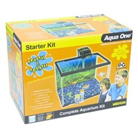 Aqua One Splish & Splash Starter Kit Medium 21Lt