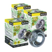 Reptile One Daylight Heat Lamp 150W E27 Screw Fitting 46563