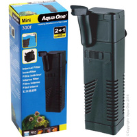 Aqua One Mini 300F Internal Filter 150L/H 11335