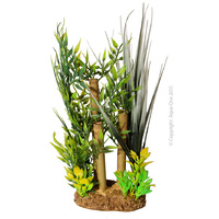 Aqua One Bamboo With Leaves Small 36723