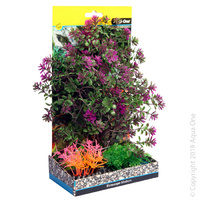 Aqua One Ecoscape Medium Catspew Tree Purple 28387