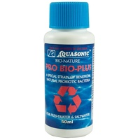 Aquasonic Pro Bio Plus 50ml Probiotic