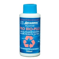 Aquasonic Pro Bio Plus 100ml Probiotic