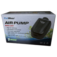 Petworx 201 Twin Air Pump