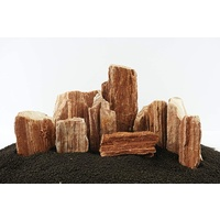 Petworx Aquascape Rock Redwood Lines 20kg