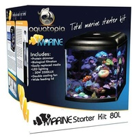 Aquatopia  Marine Starter Kit 80L - Skimmer - Filter - Led Lighting