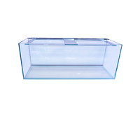 Glass Tank 6Ft Standard 72X14X18