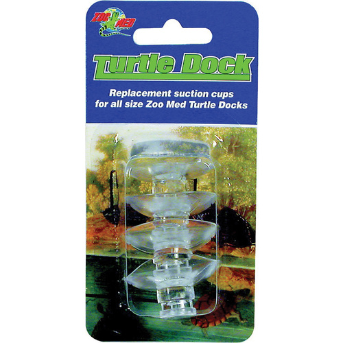 Zoomed Turtle Dock Replacement Suction Cups 4 Pack